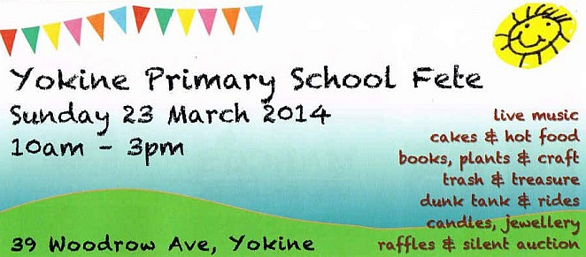 Yokine Primary School fete