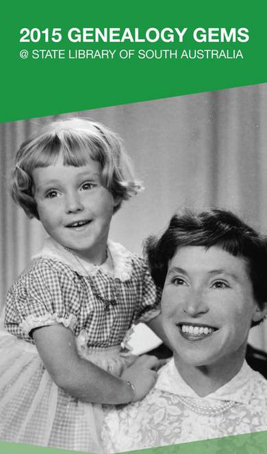 For those wanting to find out more about Genealogy The State Library in Adelaide has a monthly information talk.