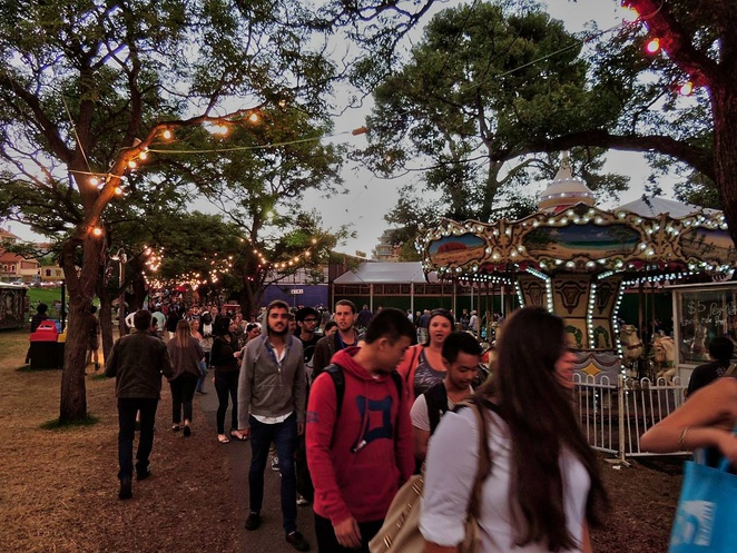 adelaide fringe venues, adelaide fringe festival, fringe festival, adelaide fringe, fringe hubs, live on 5 adelaide oval, royal croquet club, garden of unearthly delights, adelaide oval, party revelers
