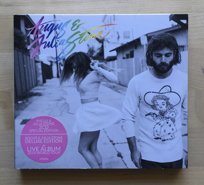 Angus and Julia Stone, CD, Jade Jackson Photography