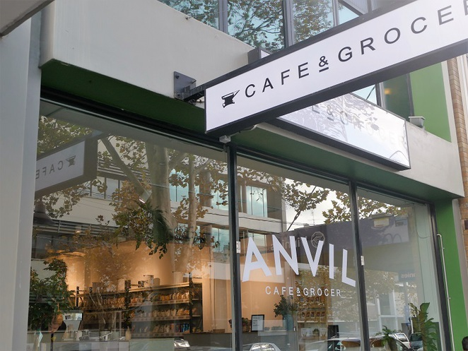 Anvil Cafe & Grocer, Crows Nest NSW