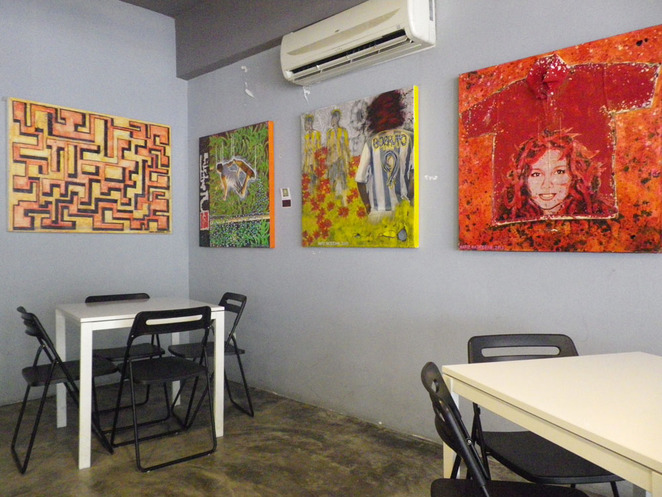 artwork humble chef plaza damansara