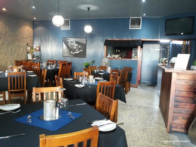Austin House, Boonah, Scenic Rim, Fine Dining, Lunch, High Street, Food