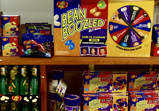 Bean Boozled, Jelly Belly Jelly Beans, Lolly Bug Hartley, Blue Mountains Lolly Shop, Jade Jackson, lollies, candy, sweets