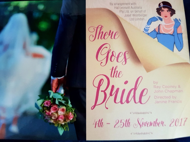 Bride, Chelmer theatre, Cenenary theatre group