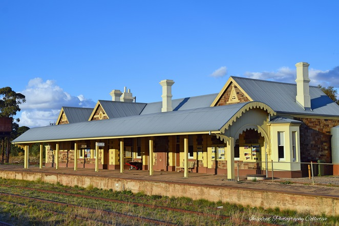 Burra, Burra Railway Station, Burra Bed and Breakfast, Burra History Group, Old Burra Railway Station, Things to do in Burra, Burra Town Hall