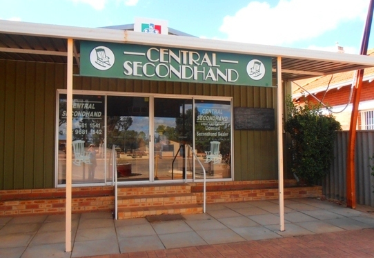 Central Secondhand, Wyalkatchem