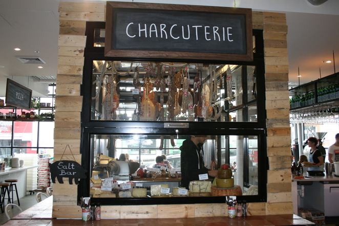 charcuterie cold meats