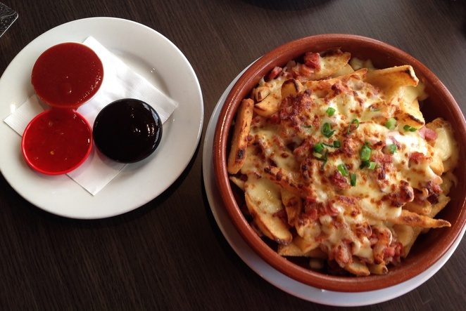 Cheese & Bacon Chips