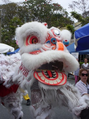 Chinese New Year, Chinese New Year Gold Coast
