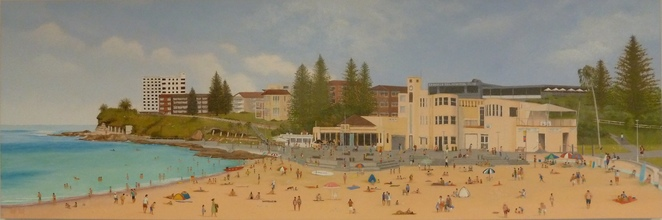Colours of Cronulla by Jim Flood. Image courtesy of Jim Flood.