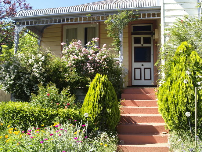 Cottage, katoomba, Blue Mountains, NSW