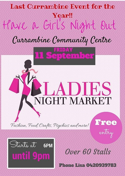 Currambine Ladies Night Market