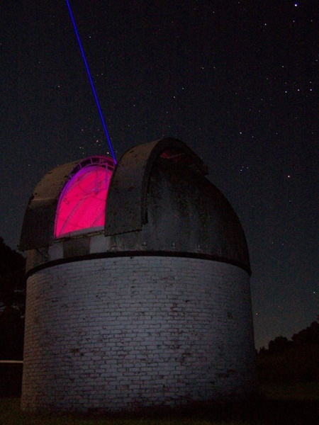 Deep,Sky,viewing,at,Observatory