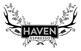 Elena Ventura, Haven Espresso, cafe, art, exhibit, opening night,