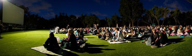 Fairgrounds, Fairgrounds Berry, Food, Wine & Music Festival, Outdoor Movies 'Cinema Under The Stars'