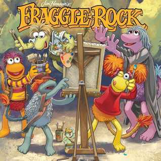 fraggle rock, Fraggle Rock graphic novel, Fraggle Rock comics, Jim Henson's Fraggle Rock, Jim Henson