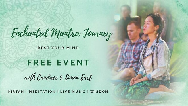 Free, Community Event, Music, Chanting, Meditation, Learn Something, Health & Fitness