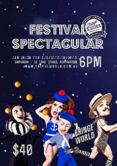 Fringe World Festival Spectacular