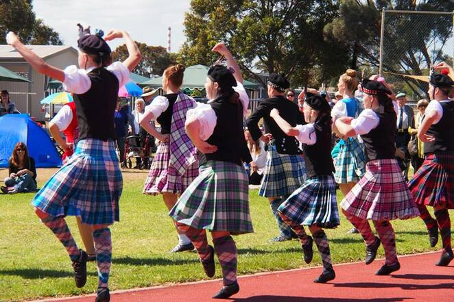Geelong Highland Gathering, Scottish Dancing, Highland Dancing, Pipe Bands, Bagpipes, Festival, Music, child-friendly, Geelong, Victoria, March, 2019,