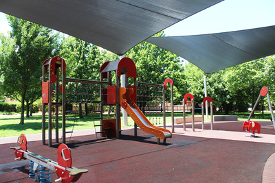glebe park, civic, canberra playgrounds, fun for children in canberra