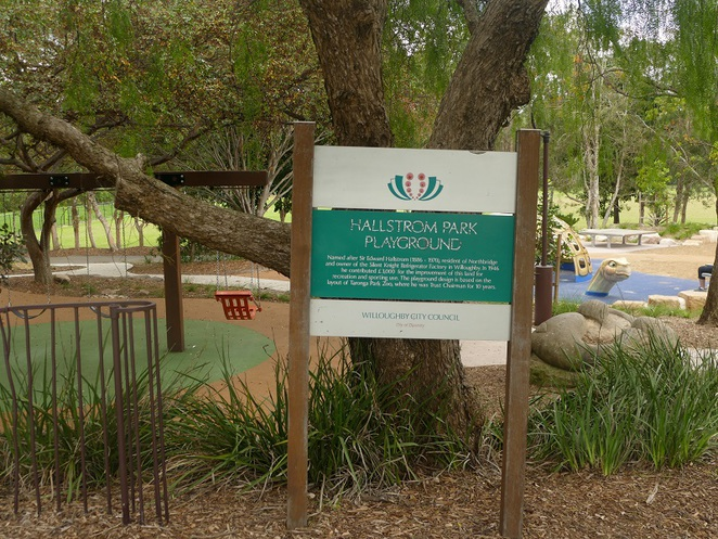 Hallstrom Park Playground, Willoughby NSW