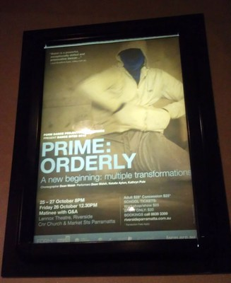 Poster for PRIME ORDERLY