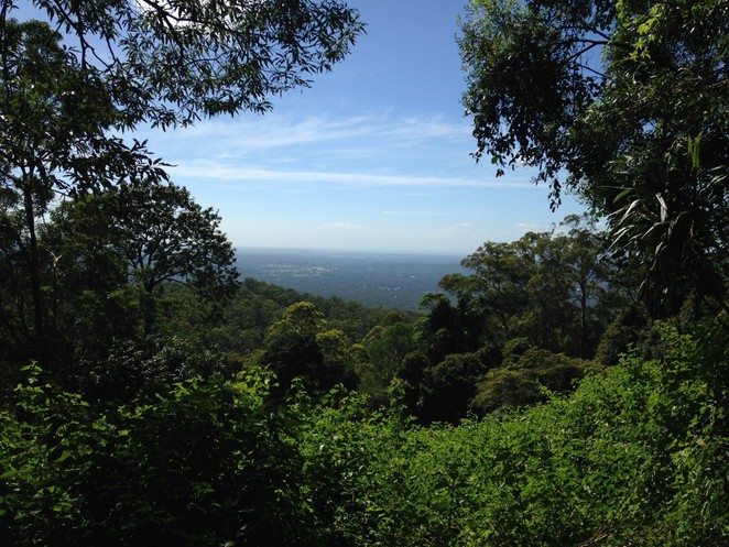 jolly's lookout view scenic moreton bay brisbane d'aguilar national park beautiful barbecue