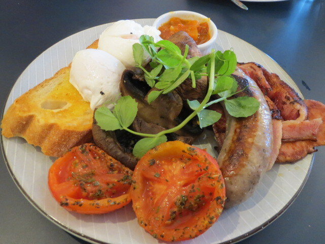 Mekko Market & Café, The Big Breakfast, Adelaide