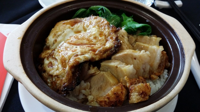 Ming Room, Roast Pork Clay Pot Rice, Adelaide
