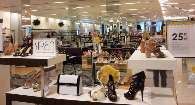 Shoe Stores Wagga