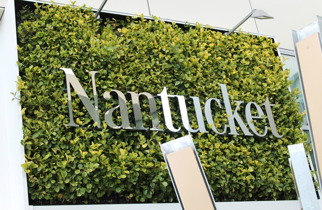 nantucket signage indooroopilly shopping centre