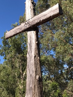 oldest church in western australia, all saints church, henley brook, heritage sites in wa, big cross