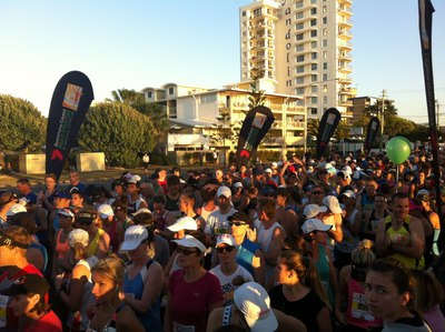Organisers are aiming for 10,000 participants in 2013 - be part of the crowd.
