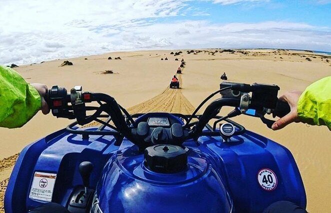 quad bike king, teenager, things to do, bobs farm, nelson bay, port stephens, NSW, nelson bay activities, fathers day, fathers day venues, attractions,