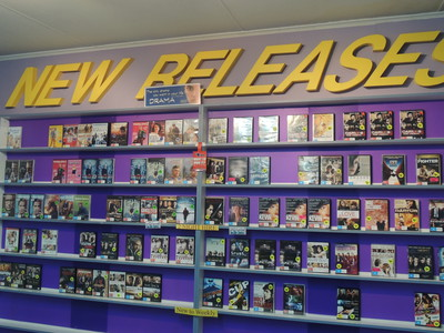 sale, video, dvd, blu ray, ex-rental, games, new releases