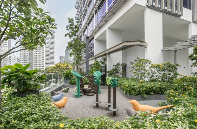 Serviced Apartment Singapore