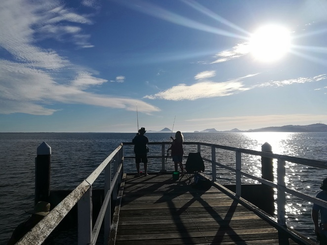 soldiers point jetty, soldiers point bowling club, soldiers point, clubs, nelson bay, port stephens, best clubs, dinner, family friendly, bannisters club, cheeky dog bar, tourists, fishing, piers, big 4, ingenia,