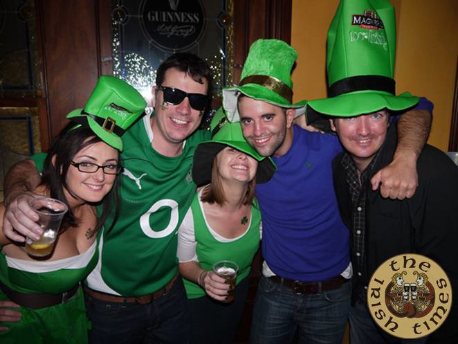 St Patricks day, melbourne, beer, guinness, the irish times pub