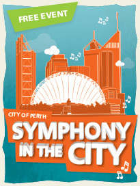 Symphony in the City 2014