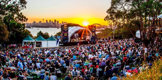Twilight at Taronga 2019 Summer Concert Series