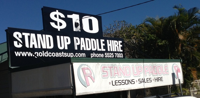 $10 SUP hire