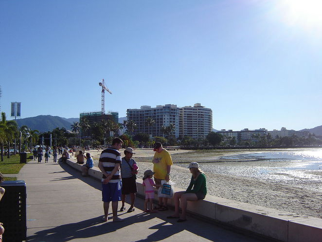 Cairns Esplanade image from wikipedia