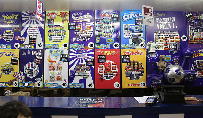 Adelaide, Royal, Show, 2017, show bags, sweets, chocolates