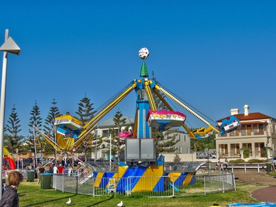 amusement park in, the water slide, park in adelaide, things to in adelaide, top amusement, semaphore jetty, semaphore