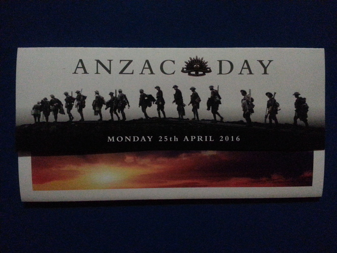 ANZAC Day Brisbane 2016