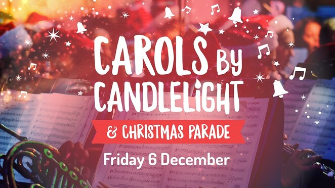 christmas, carols, by candlelight, Armadale, family, kids, santa, children, fun, songs, community