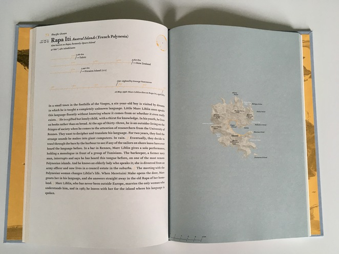 Atlas of Remote Islands by Judith Schalansky, Atlas of Remote Islands, Map, Atlas, Cartography, Judith Schalansky