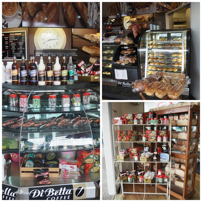 Beachmere Bakery, baker, cake, bread, pies,