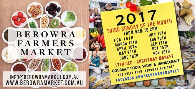 berowra fine food market, markets in berowra, artisan markets, produce markets